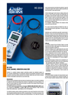 Delta Ohm - HD 2030 - Vibration Meter hand-arm and whole body
