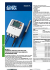 Delta Ohm - HD2817 - Temperature, Humidity, Dew Point - Transmitter, indicator , ON/OFF regulator