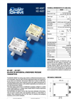 HD 408 RELATIVE OR DIFFERENTIAL ATMOSPHERIC PRESSURE TRANSMITTER