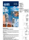 HD2003 and HD2003.1 are three axis ultrasonic anemometers