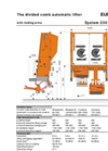 DELTA - Model 2301 PREMIUM - High Level Lifter Systems Brochure