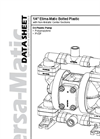 Elima-Matic - E6 1/4 -Pumps - Datasheet