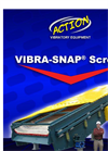 VIBRA-SNAP® Screen Brochure