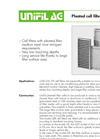 Pleated Cell Filters Brochure