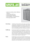 Synafil K Series - Fine Dust Pocket Filters Brochure