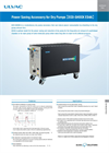 ULVAC - Model ECO Shock Series ES4A - Dry Pumps - Brochure