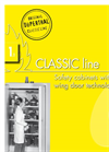 CLASSIC Line - With Classical and One-hand Wing Doors - Type 90 - Catalogue