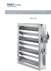 Trox - Model MSA - Multileaf Dampers Brochure