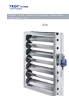 Model JZ-AL - Multileaf Dampers Brochure