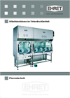 Negative Pressure Work Station Isolators- Brochure