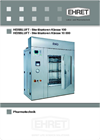 Class - Model 100 and 10.000 - Hot Air Sterilizers- Brochure