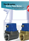 Eletta - M3-Series - Flow Meter Measuring Gas, Liquid flow and DP Brochure