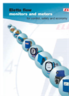 Eletta Flow Monitors and Meters Products- Brochure