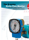 Flow Monitor with Direct Reading & Dual Adjustable Flow Contacts S- Series- Brochure