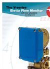 Flow Monitor with One Adjustable Switchpoint V Series- Brochure