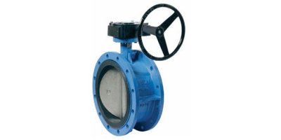Model DN50 - DN300 (EPDM/NBR) - Flanged Butterfly Valve