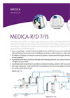 MEDICA R 7/15 Feed Clinical Diagnostic Analyzers Specifications Sheet