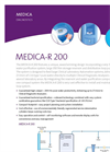 MEDICA R200 Assured Clinical Laboratory Reagent Water (CLRW) For Multiple Analyzers Specifications Sheet