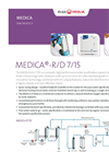 Medica - Model 7/15 - Clinical Water Purification Systems Brochure
