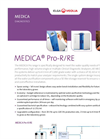 Medica - Model Pro - Clinical Water Purification Systems Brochure