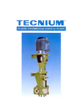 Vertical External Plastic Pumps Brochure