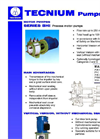 Direct Coupled Plastic Pumps Brochure