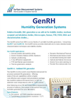 Humidity Generation Systems - Brochure