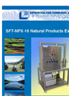 Supercritical - Model SFT-NPX-10 - Processing System Brochure