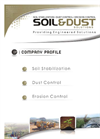 Soil and Dust Profile