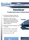 Portable Hydrocarbon Treatment System