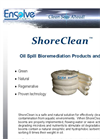Oil Spill Bioremediation Products