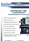 PetroLiminator 200M Oil Water Separator Brochure