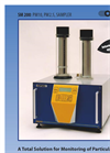 OPSIS - SM200 - Beta-Attenuation Particulate Monitor / Gravimetric Sampler Brochure