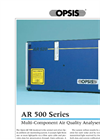 Opsis - AR 500 Series - Differential Optical Absorption Spectroscopy (DOAS) Brochure
