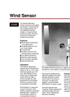ET - Model 034B - Wind Sensor Brochure
