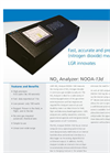 NOOA-13D - Fast Response Direct NO2 Analyser Brochure