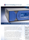 T200 - Chemiluminescence NO/NO2/NOX Analyser Brochure