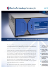 Model T300 - Gas Filter Correlation CO Analyser Brochure