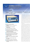 TAPI - Model 300EU - Gas Filter Correlation Trace Level CO Analyzer Brochure