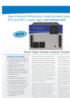 Model WVIA-34 - Water Vapor Isotope Analyzer Brochure
