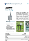 AQM10 - Compact And Fast Response Dust Sentry Monitoring Brochure
