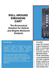 Enviro - Roll Around Analytical Emissions Cart Datasheet