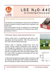 LSE - N2O - 4405 - Air Pollution Monitoring of Nitrous Oxide Analyser Datasheet