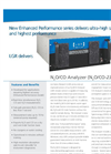 LGR - N2O/CO Trace Gas Analysers Datasheet