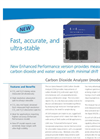 LGR - Carbon Dioxide (CO2) Trace Gas Analysers Datasheet