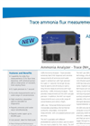 LGR - Ammonia (NH3) Trace Gas Analysers Datasheet