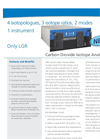 LGR - CCIA-46r - Carbon Dioxide Isotope Analyser Datasheet