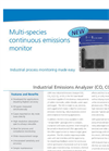 LGR - Industrial Emissions Analyser (CO, CO2, H2O, O2) Datasheet