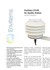 Enviro - Model E4100 - Air Quality Sensonrs - Brochure