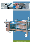 Model SF 1000 B - Plate and Frame Filters Brochure